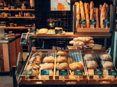 わが町にもおいしいパン屋さんが!