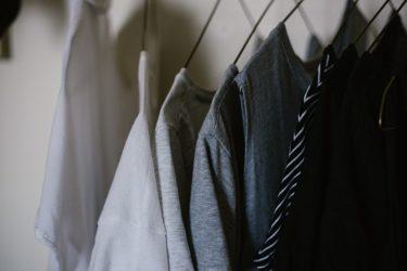 Tシャツや靴下の捨て時