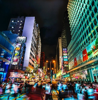 特別な街「香港」